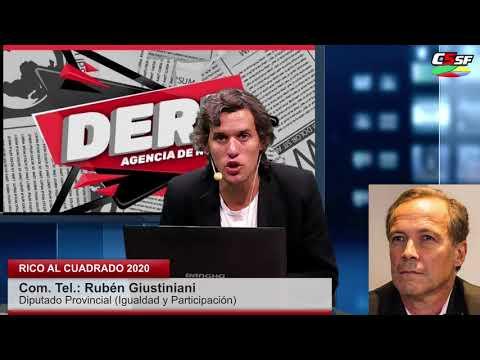 Giustiniani: La Tarjeta de Ciudadanía no puede estar en 300 pesos