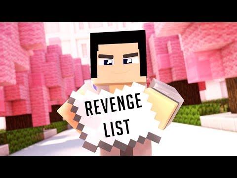 Minecraft Yandere High School - THE REVENGE LIST! #4 | Minecraft Roleplay