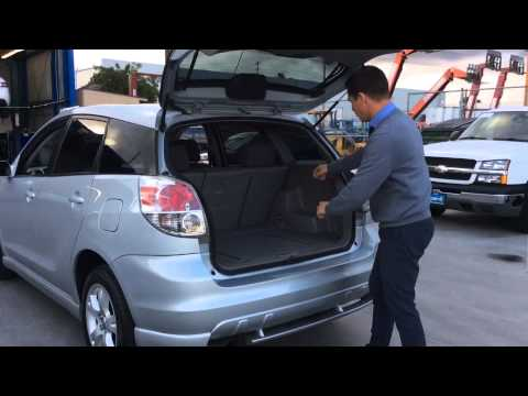 2005 toyota matrix xr 4wd for sale in san diego by auto city sales youtube. Black Bedroom Furniture Sets. Home Design Ideas