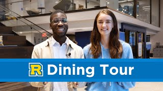 A Tour of Dining at Rollins College