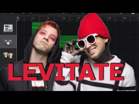 Levitate Twenty One Pilots GarageBand Tutorial/ Cover