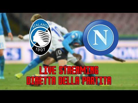 Atalanta-Napoli IN LIVE | LINK IN DESCRIZIONE |