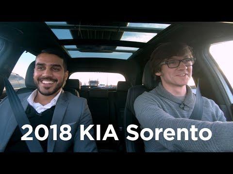 2018 Kia Sorento Review