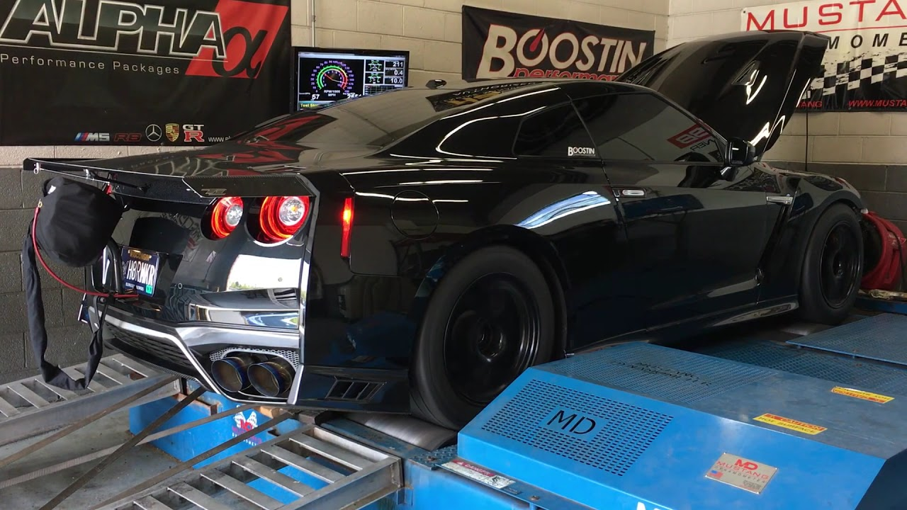 2017 GT-R - Custom Boost Activated Dumps - Boostin Performance Built & Tuned