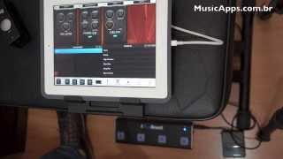iRig BlueBoard (IK Multimedia): configuração, compatibilidade e funcionamento