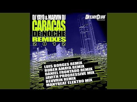 Caracas De Noche 2012 (Manybeat Remix)