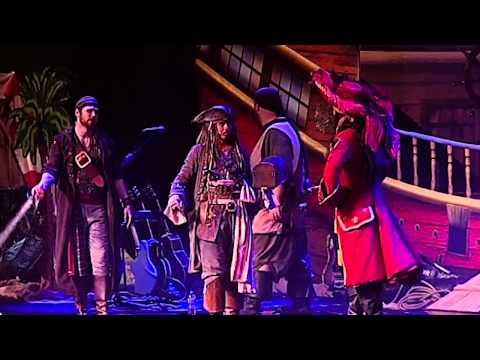 pirates for hire  : hook vs sparrow dead mans chest