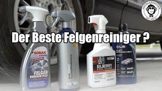 Der beste Felgenreiniger ?  SONAX | Koch-Chemie | Valet Pro | Liquid Elements | AUTOLACKAFFEN