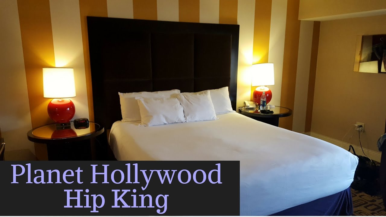 Planet Hollywood Las Vegas  Hip King Now Updated to the Ultra Hip  YouTube