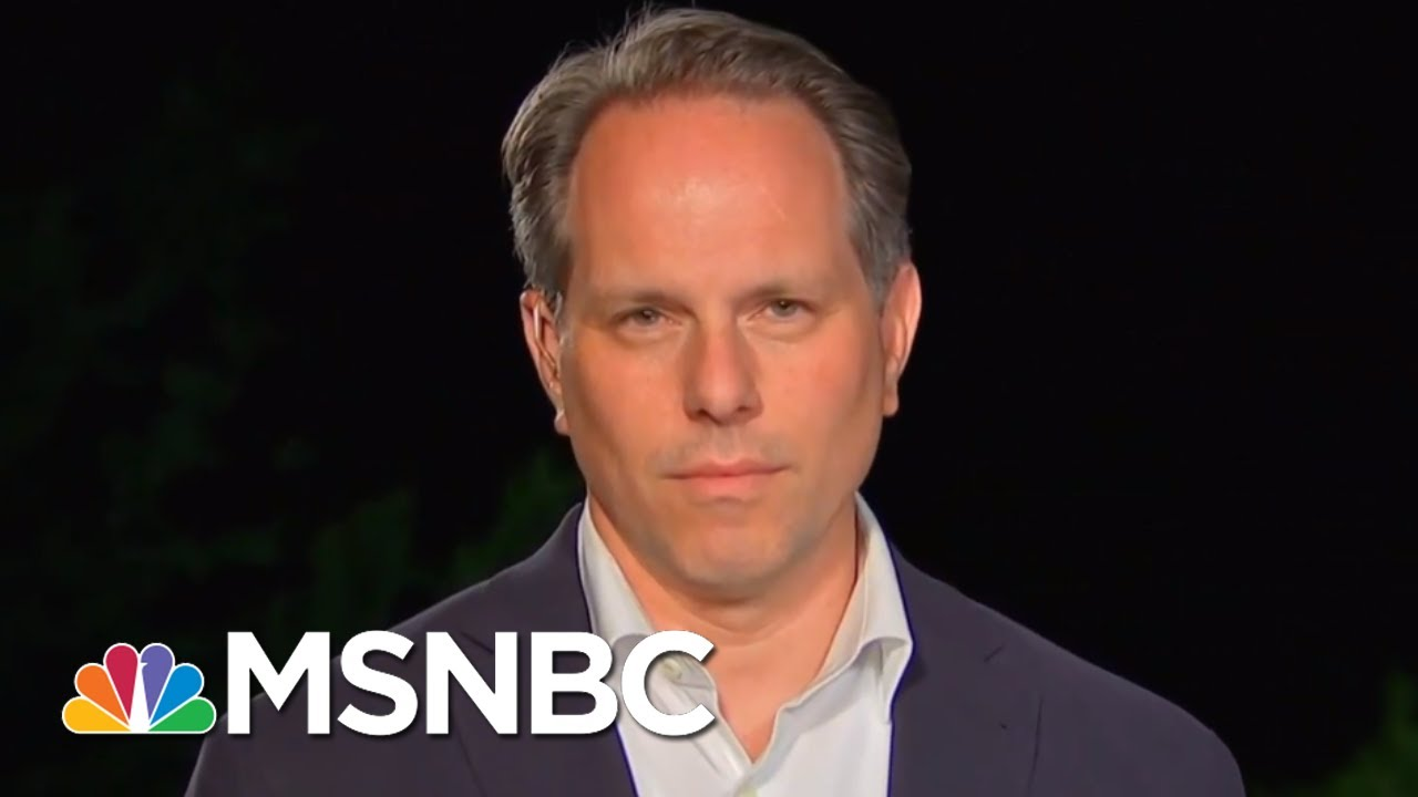Jeremy Bash: Donald Trump Has 'Entered Into A Secret Deal' With Putin | The 11th Hour | MSNBC