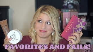 May 2018 Favorites and FAILS | CULT Favorite Complete FAIL!