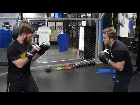 boxing classes in Peachtree Corners GA