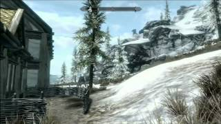 Skyrim Hearthfire : Windstad Manor w/ Stone Quarry & Clay Deposit Locations