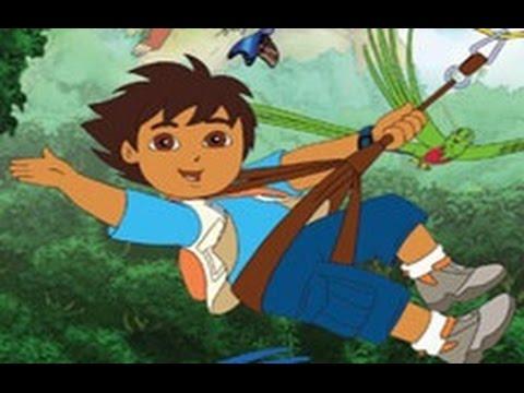 Juego De Go Diego Go En Español Aventura En La Selva Juegos Y Videos Go Diego Go Hd Youtube