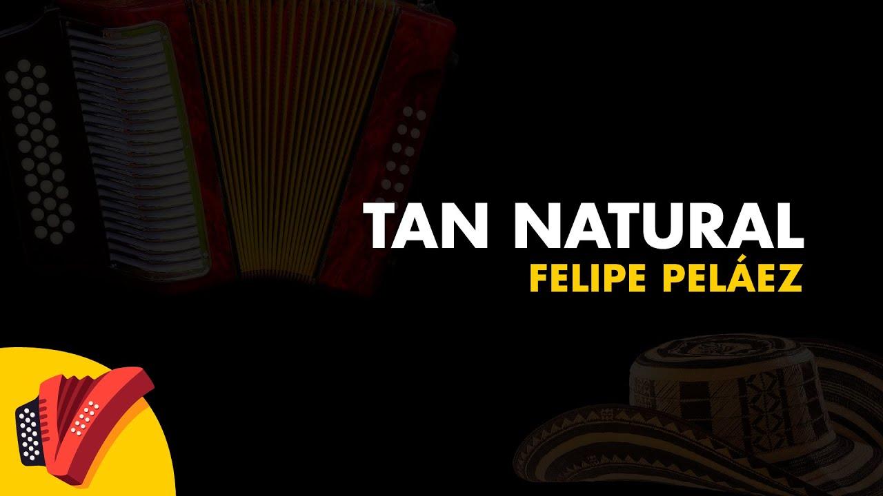 Tan Natural Felipe Peláez Manuel Julián Video Letra Fiesta Vallenata Youtube