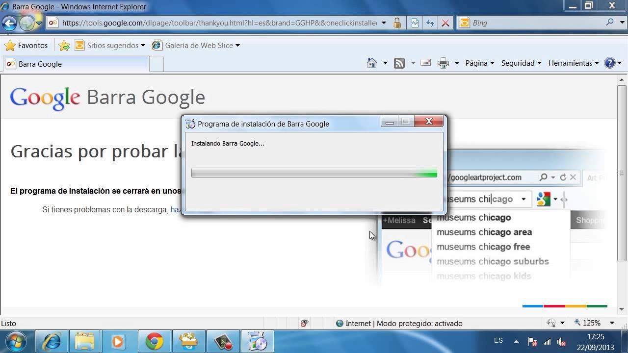 descargar google explorer gratis para windows 7