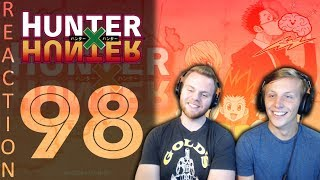 SOS Bros React - HunterxHunter Episode 98 - Gon Goes Solo