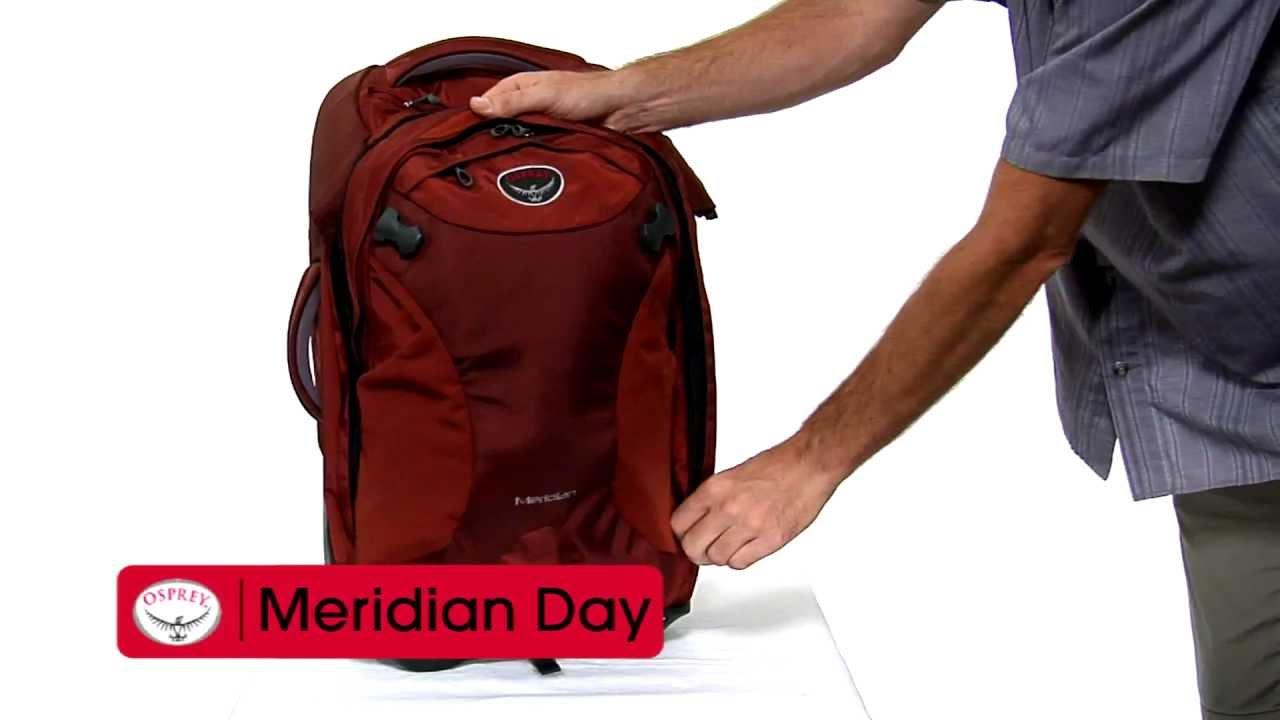 winkel verkoop delicate kleuren Osprey Packs | Meridian Series | Product Tour