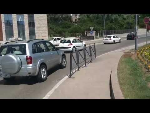 Kumara U Metropoli CG Turizma. Novi Sistem Pješačkih Prelaza