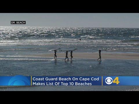 Coast Guard Beach On Cape Cod Makes Dr. Beach's Top 10 List Again