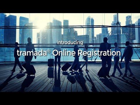 tramada® Online Registration