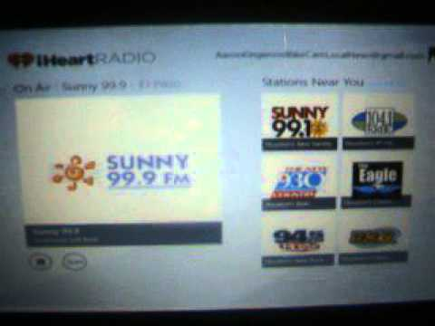 Sunny 99.9 FM El Paso's Home for Holiday Music