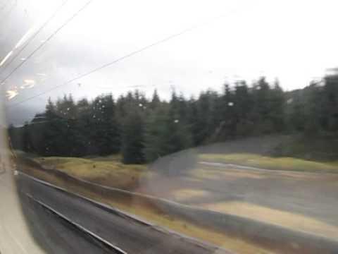 West Coast Main Line Glasgow Central to Carlisle Virgin Pendolino