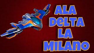 Nuevo Ala Delta La Milano Como Se Ve En El Juego Fortnite Battle Royale