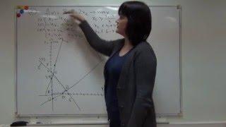 Лекция 1  Графический метод решения задач линейного программирования