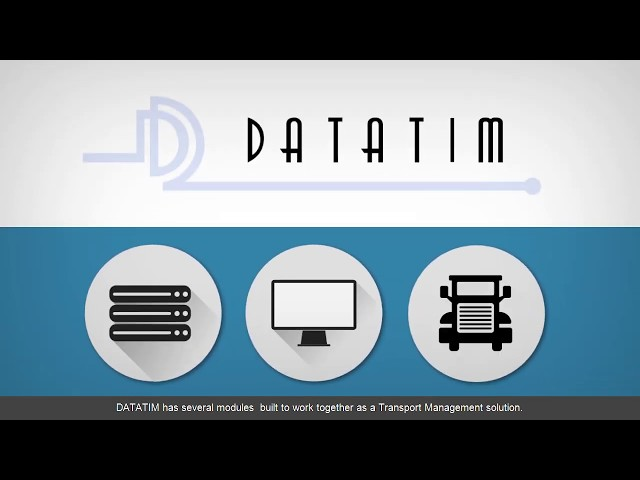 Forte Transport Solutions presents Datatim TMS