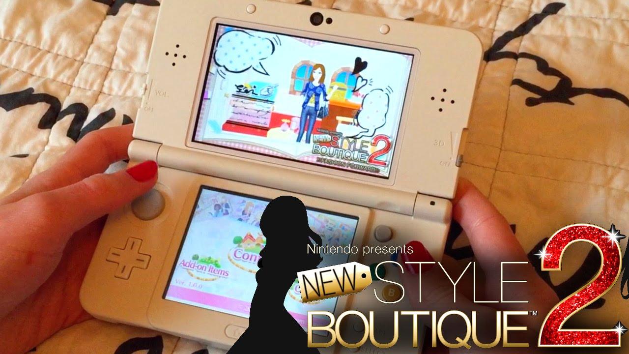New fashion boutique 3ds 48