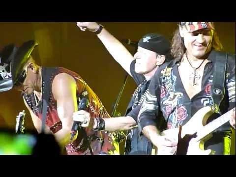 Scorpions Bratislava 04.06.2011 - Holiday