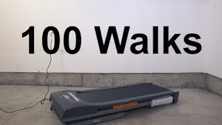 100 ways to walk
