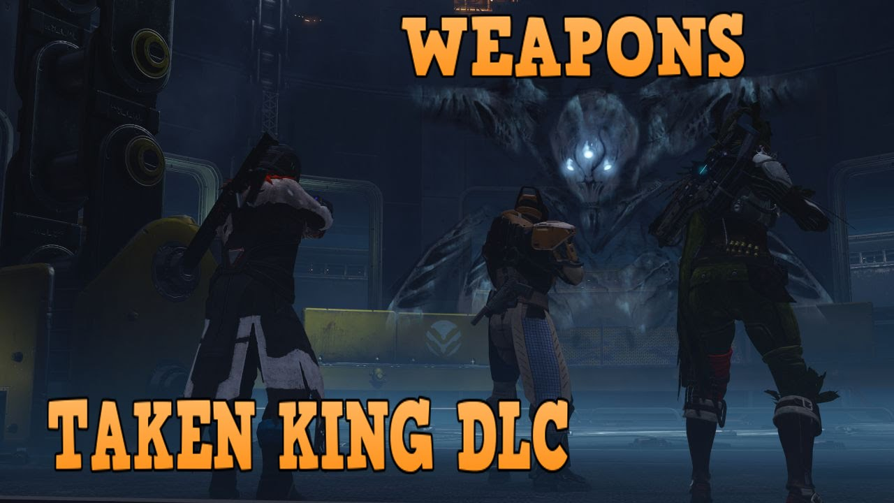 how to get the taken king dlc for free