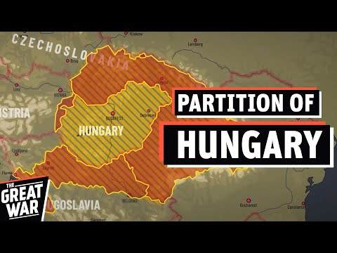 The Treaty of Trianon - The Most Controversial of the Peace Treaties I THE GREAT WAR 1920