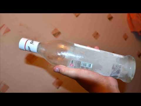 Почему замерзает водка?