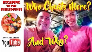 Interview About Cheating in the Philippines