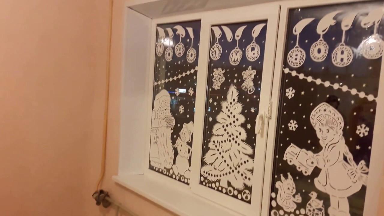 В комнате для девочки поклеили фото обои, собрали и утеплили откосы!!! комнаты для девушки фото дизайн