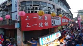 韓國瑜貼身全景環繞拍攝葫蘆寺爆場 士林區 台北市(可左右滑螢幕 畫質可點選1080