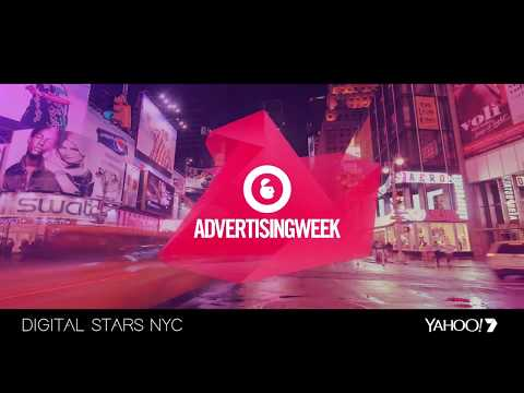 Yahoo7 Digital Stars NYC 2017