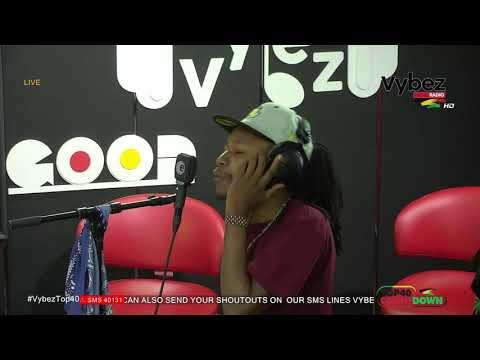 Live inside Vybez Radio Nairobi, Kenya Feb 2021