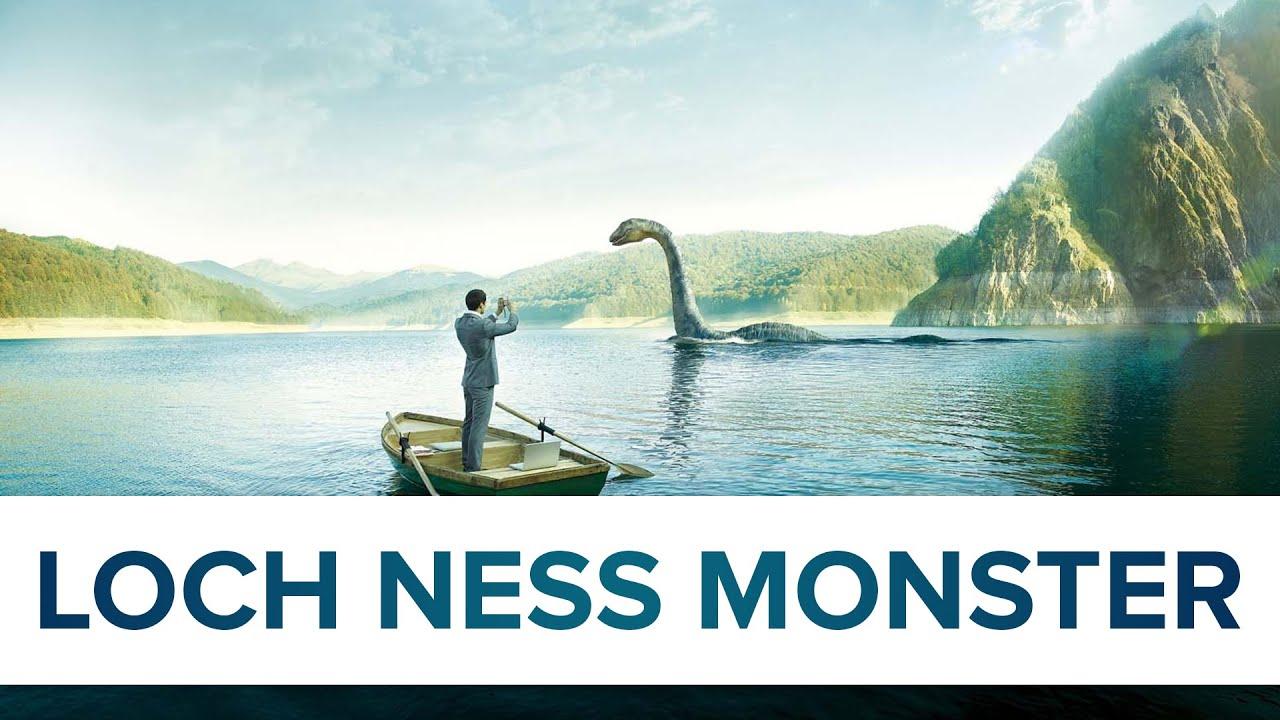Channel 5 loch ness monster