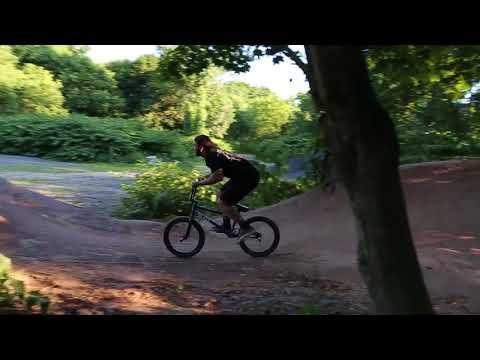 BMX - Bobby Proctor At The RW Pumptrack