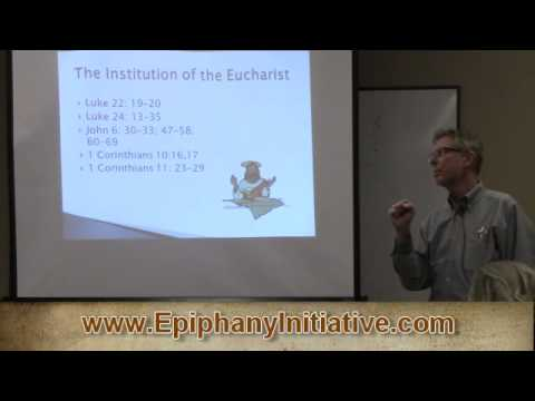 Theology of the Eucharist