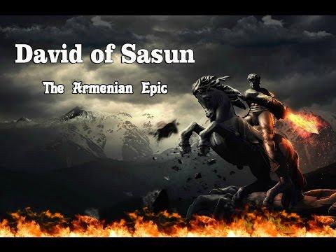 David Of Sasun (The Armenian Epic)
