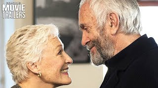 THE WIFE Trailer NEW (2018) - Glenn Close Indie Drama