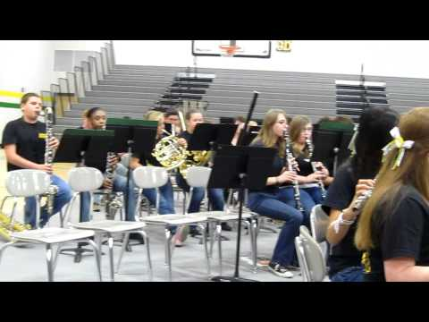Screaming Eagles by Whitworth Buchanan Middle School Band