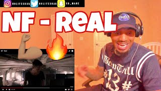 NF is on another Level! | NF - Real | REACTION