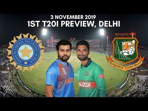 india-vs-bangladesh-1st-t20i-preview---3-november-2019-|-delhi
