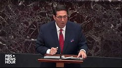WATCH: Trump lawyer Jay Sekulow argues other presidents have withheld aid | Trump impeachment trial